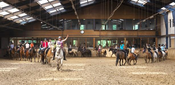 ponykampparade